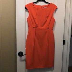 Calvin Klein career dress